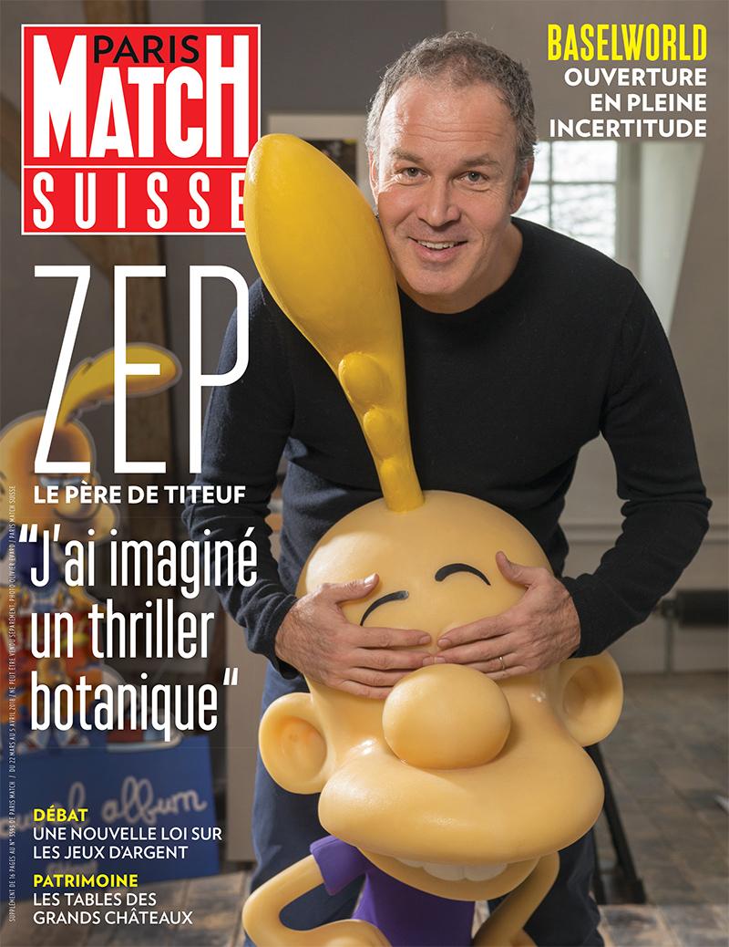 PARIS MATCH SUISSE